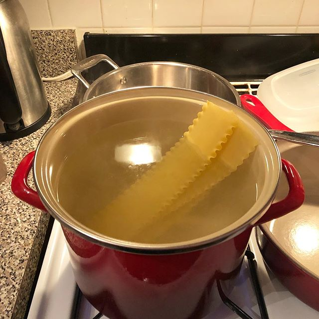 Boil first, check how much pasta after, no regrets.