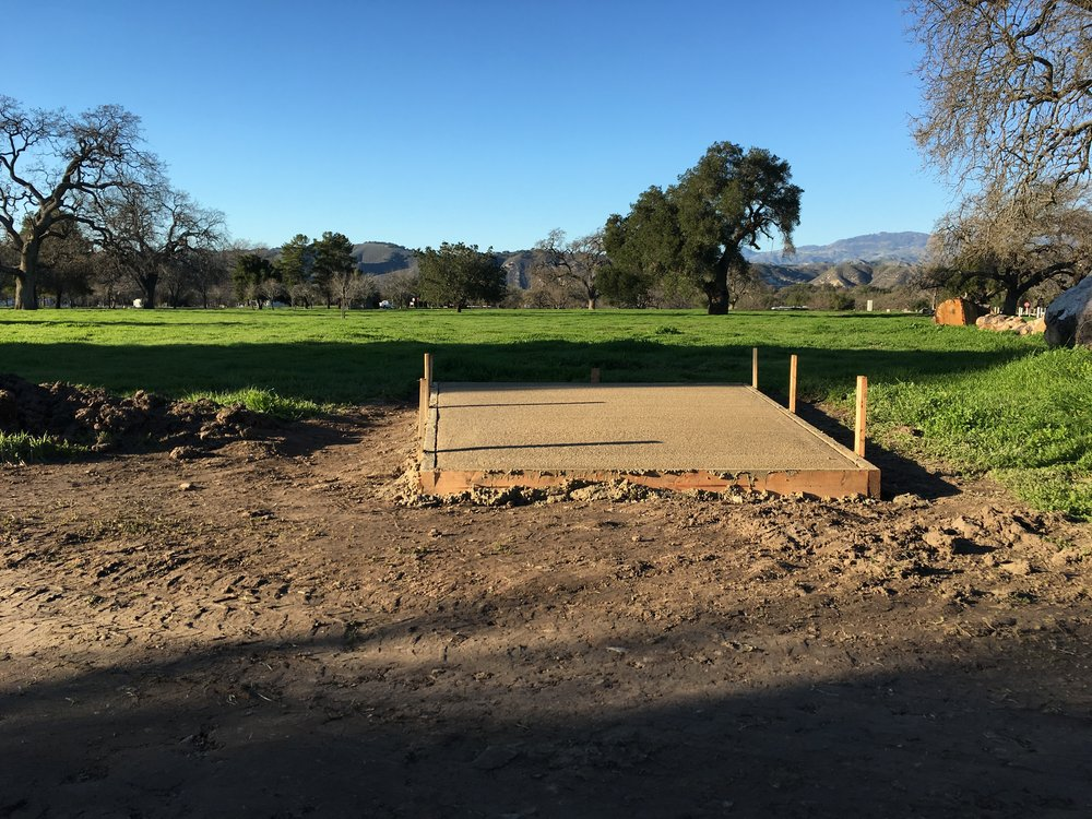 hole 8 finished pour.JPG