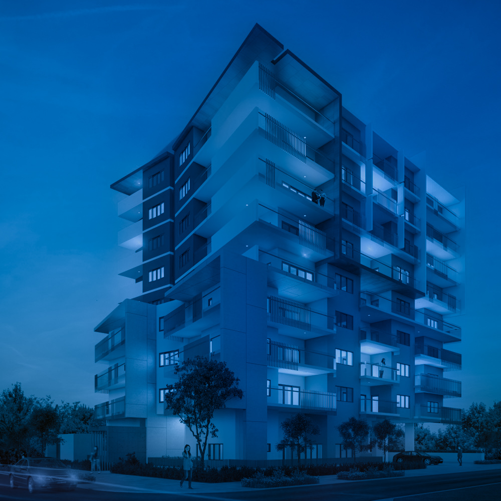 45 apartmentsChermside Qld  - Construction of a boutique residential developmentGross Realisation Value $23m