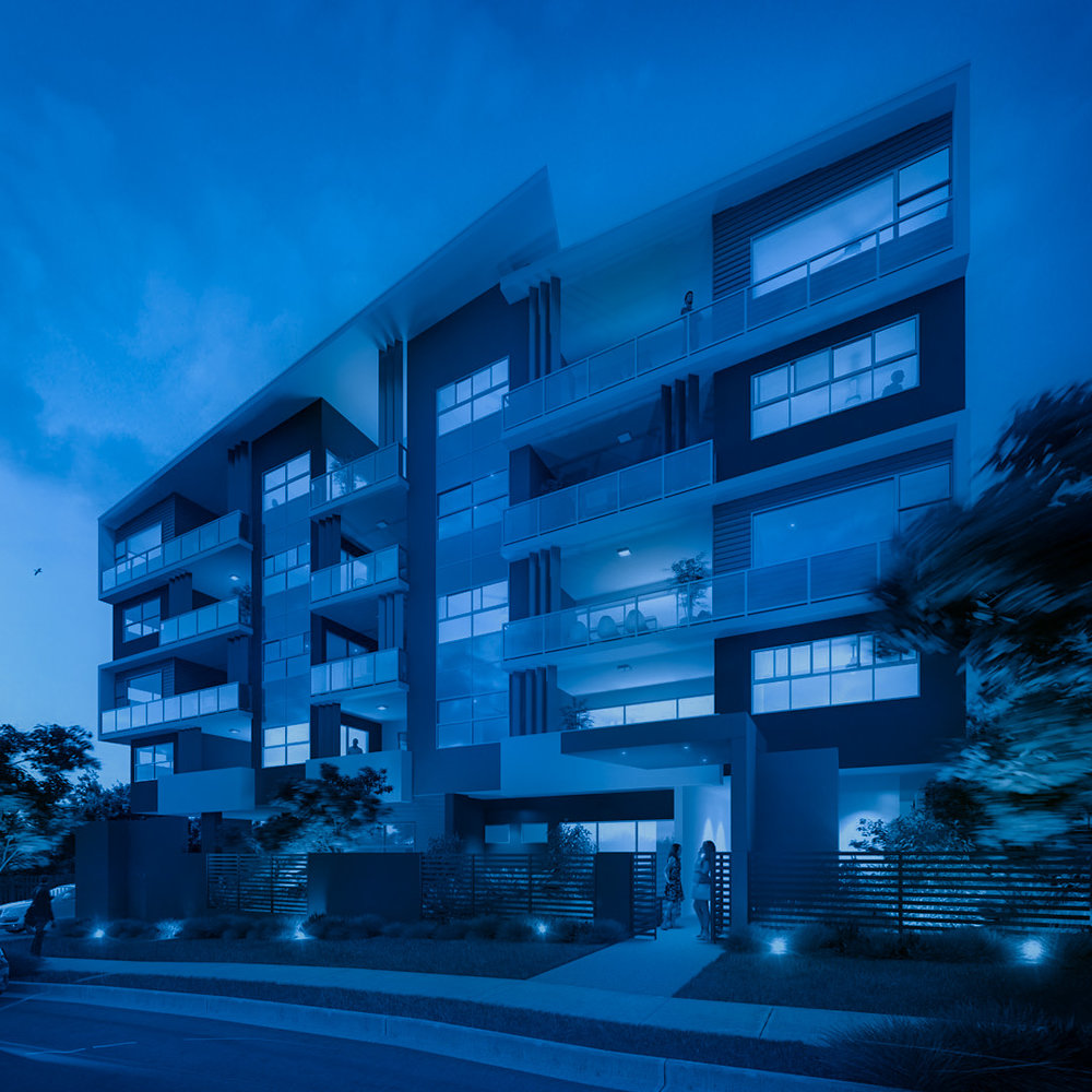 31 apartmentsLutwyche Qld - Construction of 5 storey residential apartment developmentGross Realisation Value $14m