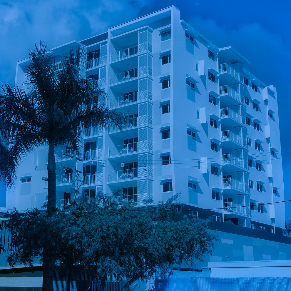64 apartmentsMackay Qld  - Construction of a 9 storey residential developmentGross Realisation Value $25m
