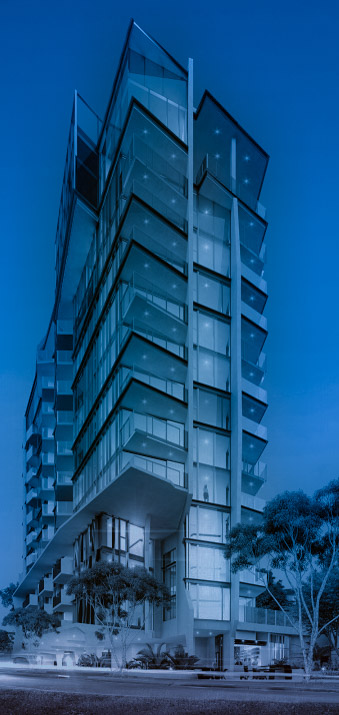 119 luxury apartments Kangaroo Point Qld - Construction of a 12 storey luxury residential development, plus ground floor retail; apartments ranging from 1 bedroom $420k to penthouse $4.95m.Major Bank funding achieved in late 2017 when market conditions presented very limited funding appetite for high-density inner-city residential development.Gross Realisation Value $100m