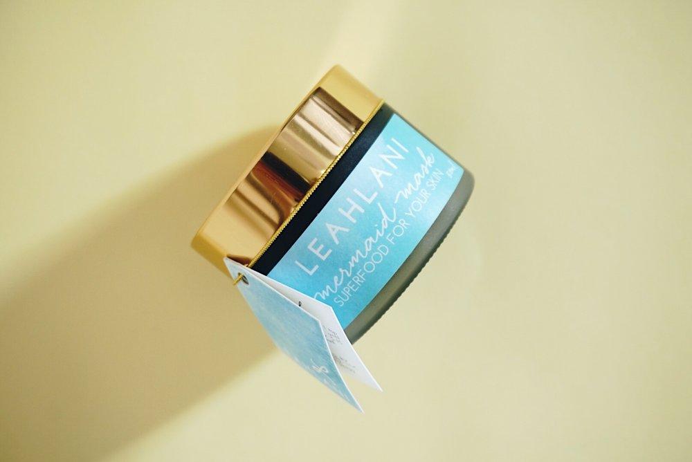 Leahlani Skincare Mermaid Mask Review