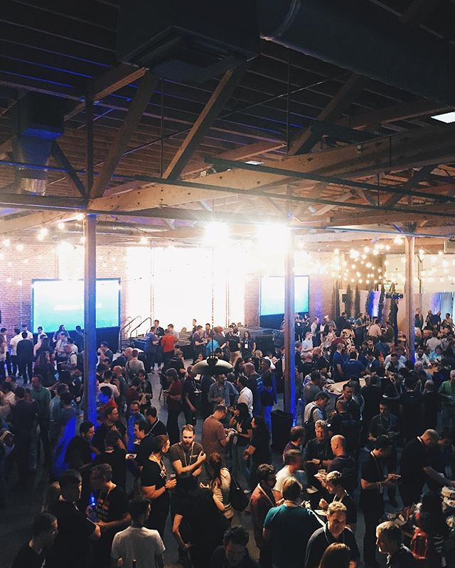 how was your monday night? ours was pretty awesome ✨ . . . #atlassian #venuescouting #venuespace #eventspace #bayareaevents #sjforager #FRGR