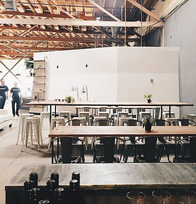 • rocking that semi-private event space on the main floor • #privateevent #bayareaevents