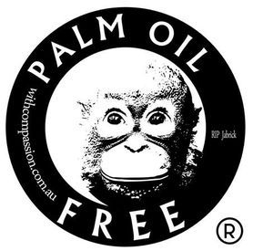 We are so proud to say that our textiles are certified as Palm Oil Free. Read more about the cause over at  their website .