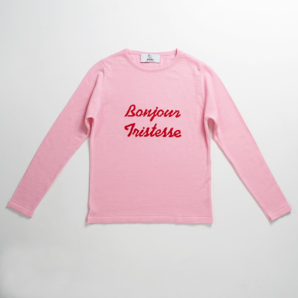 Bonjour Tristesse Pink Front.jpg