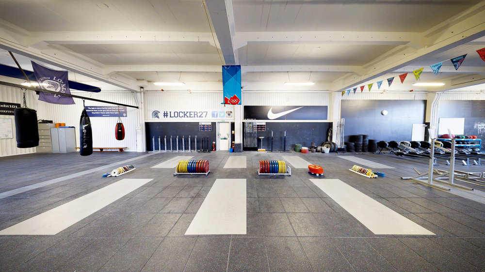 Attic The Athletic Studio No-2.jpg & Attic u2014 Showcase: The Athletic Studio