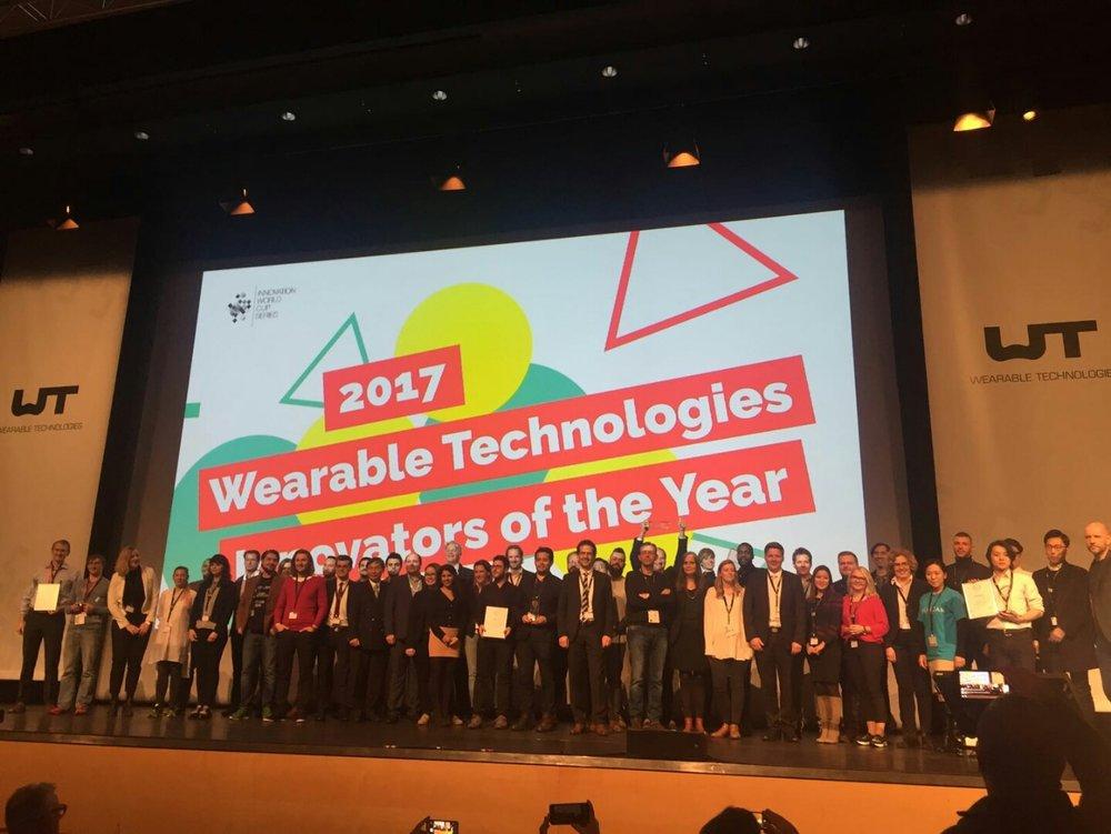WT: Finalist Wearable Tech. Conference