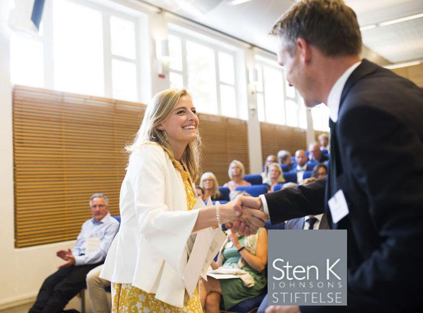Sten K Johnson Foundation Scholarship