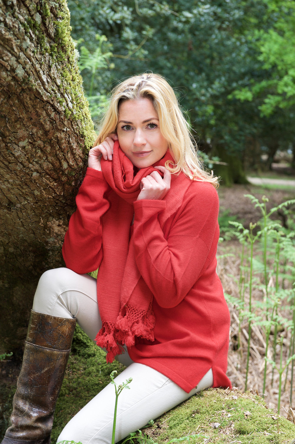 Knitwear - The softest cashmere knitwear on earth, you will never want to wear anything else.