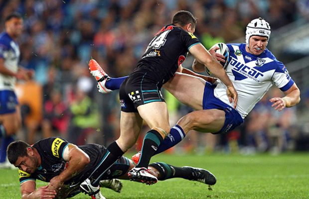 Doctors initially said my season was over. With luck finally on my side, I recovered 10 weeks later to make the grand final qualifier in 2014. Bulldogs Vs Panthers