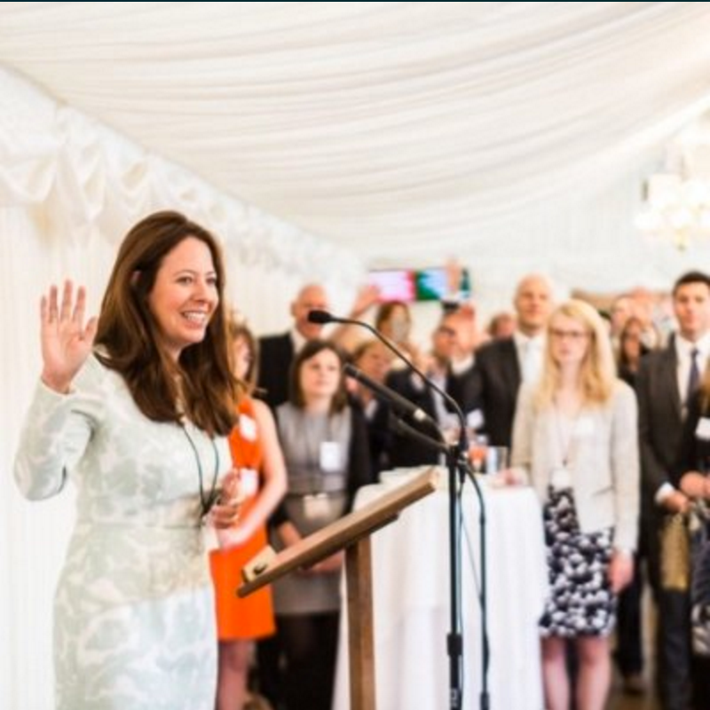 Lloyds Banking Group - Sophie Bialaszewski, Head of Innovation Culture