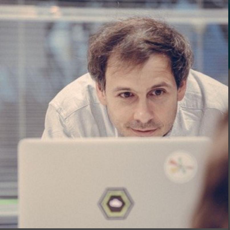 Met Office - Alberto Arribas, Head Informatics Lab