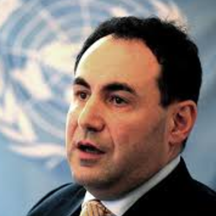 United Nations - Irakli Beridze, Senior Strategy and Policy Advisor