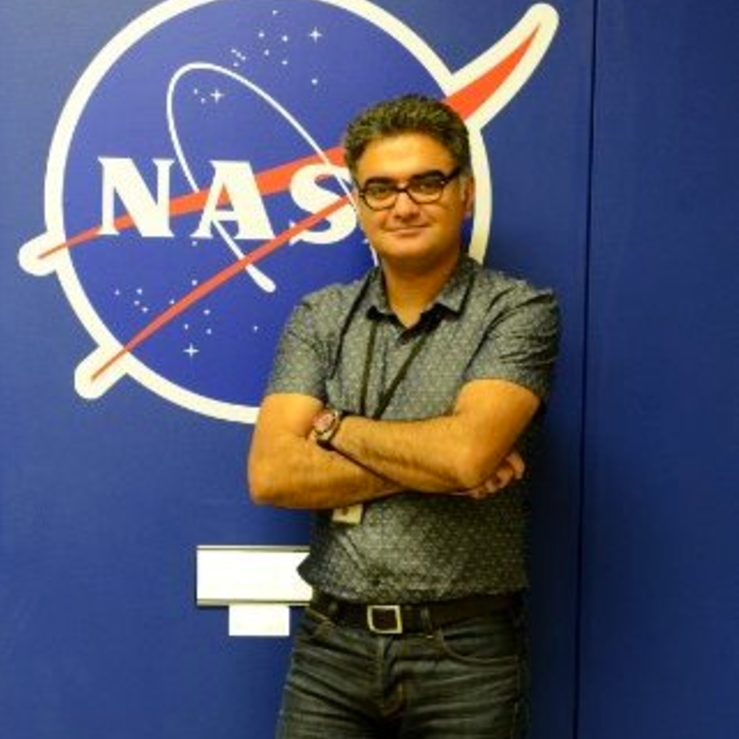 NASA - Hamed Valizadegan, Senior Machine Learning Scientist