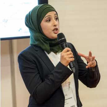 Teradata - Dr. Yasmeen Ahmed,Director,Think Big Analytics, a Teradata Company