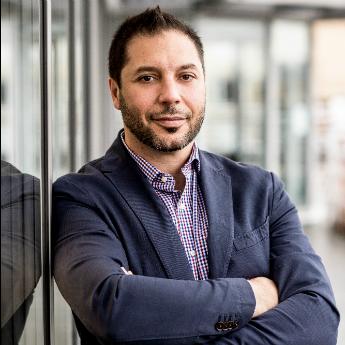Amazon - Max Amordeluso,EU Head of New Technologies