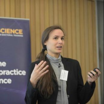 Carlson Wagonlit Travel,Aida Rodriguez, Director of Data Science