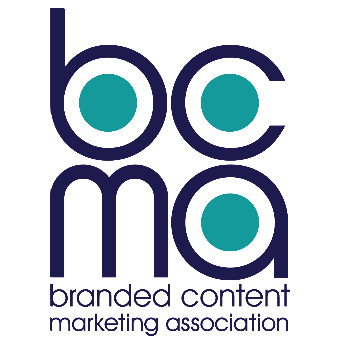 BRANDED CONTENT MARKETING ASSOCIATION   The BCMA is the global industry body for branded content practitioners, run by practitioners, promoting best practice, sharing knowledge and growing the branded content industry. We promote and grow the branded content industry, sharing best practice, researching, lobbying and hosting events relating to our industry. We create the opportunity to connect with the leading experts in the branded content industry.