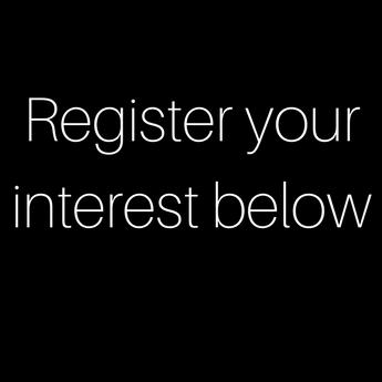 Register your interest!