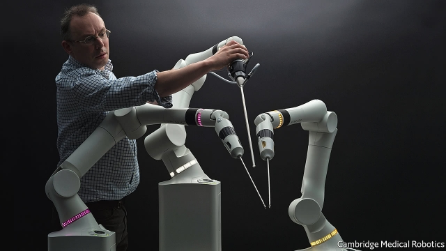 Cambridge Medical Robotics
