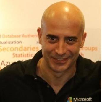 Microsoft, Alessandro Recino, Cloud Solutions Architect - AI & Data
