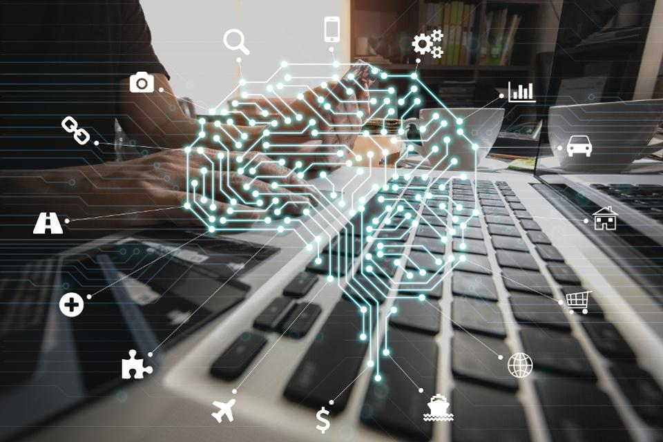 Artificial Intelligence, AKA the shiny new toy in the marketer's toolkit. Shutterstock