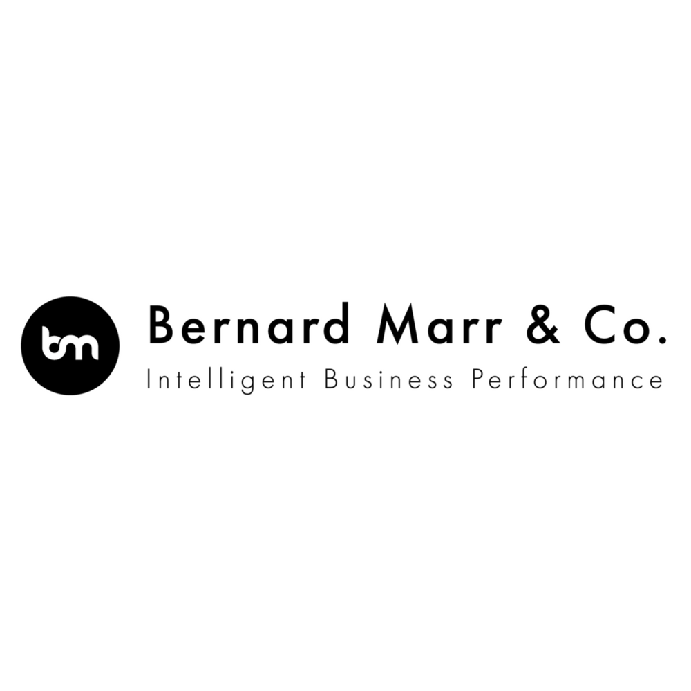 Bernard Marr & Co,  Bernard Marr, Founder & CEO