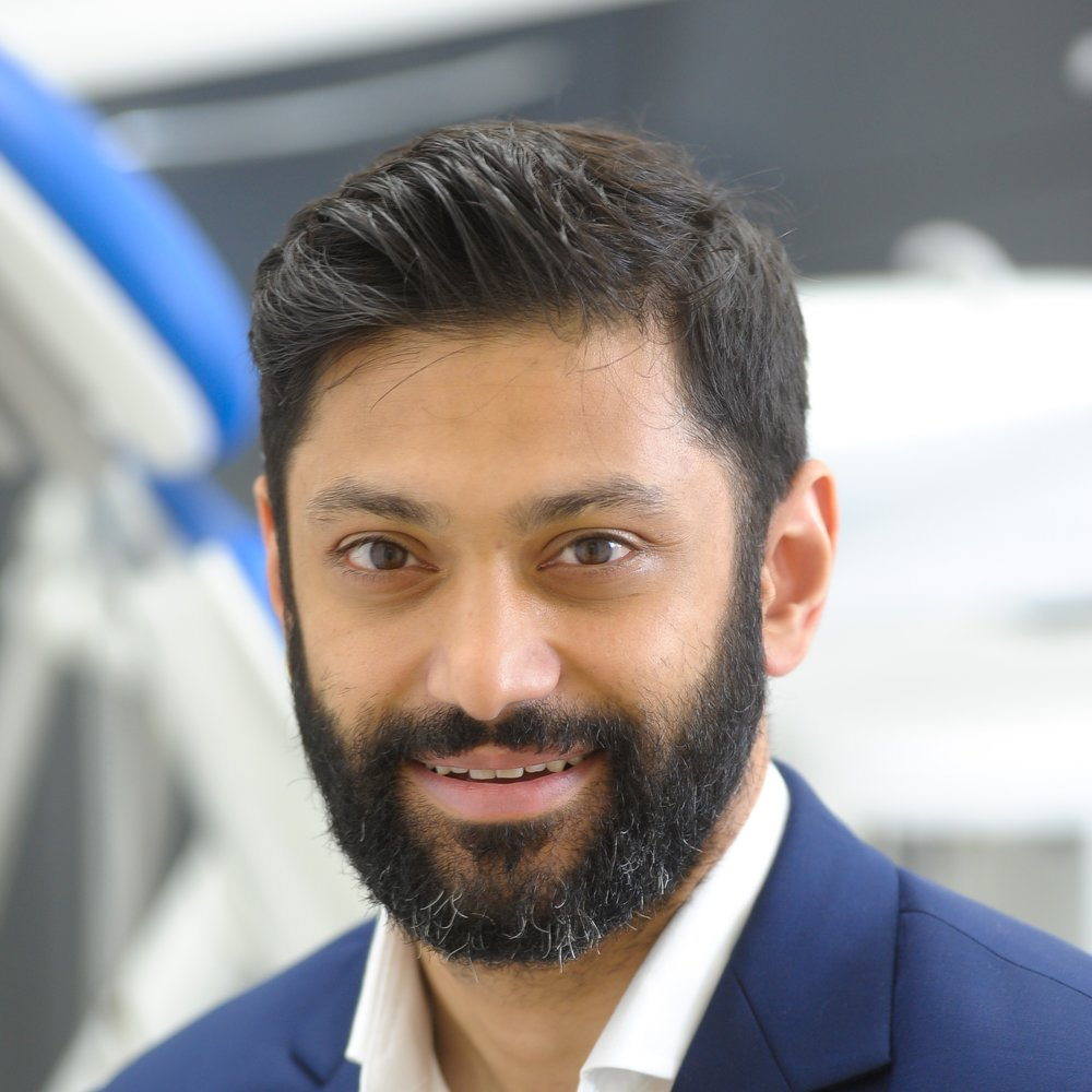 NHS England - Sam Shah, Director of Digital Development