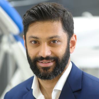 NHS England - Dr. Sam Shah, Director of Digital Development