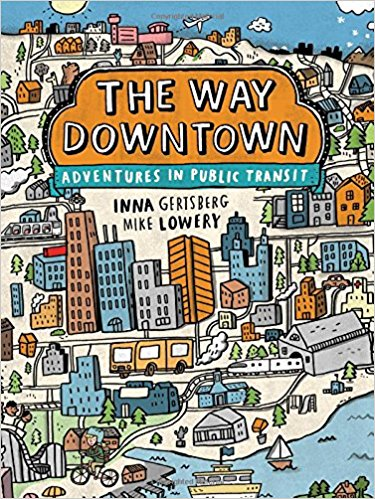 - The Way DownTown is a picture book that explains how public transportation works while showcasing different people who use it.