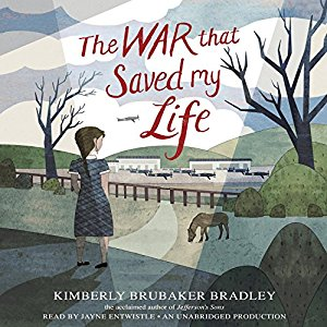 In my top 10 from 2016 - Historical fiction showcasing the courage, honesty, and determination of one girl. It's marketed to middle grade but listeners older and younger will be enthralled in the story.