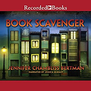 The game is afoot - Like Book Crossing but more deluxe. I wish this was a real thing. Bibliophiles of all ages will love this story.