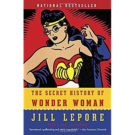 WW for YA and older - Great read for those of us who enjoy deeper research and a more academic style of writing. If I still had a high schooler I'd be real close to putting together a super hero mythology semester.