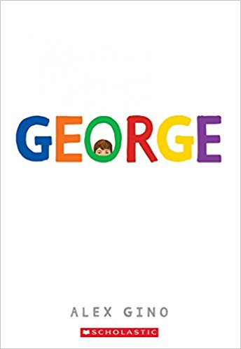 A Must Read - George is about a girl, who the world views as a boy. George just wants to be herself, but it's hard when everyone thinks you're different than how you feel inside.