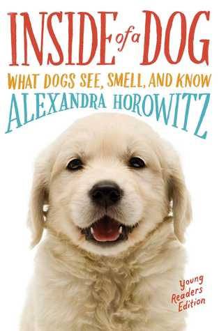 A must read for - kids that are interested in how dogs think, interact with each other and interact with humans will enjoy this.