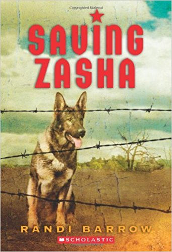 WW2 - A exciting adventure about a boy and the dog he rescues. Unfortunately the sequel (Finding Zasha) is now OOP.