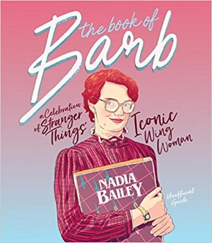 I haven't read it- I will on August 1, 2017- so close. Barb has style tips, quotes, and life advice straight from the Upside Down that I need.