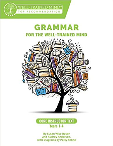 I'm looking forward to this new Grammar program. Amazon tells me it will ship September 19.  I have an oldie but goodie as my back up plan. (Voyages in English)