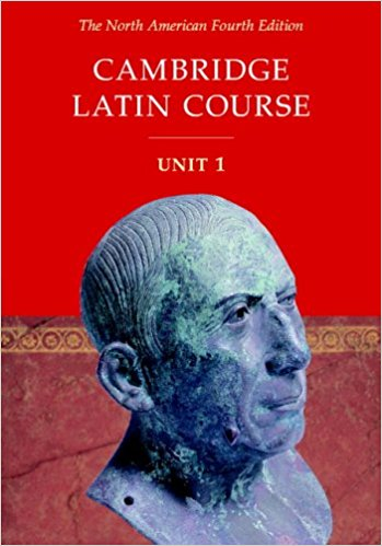 Latin- I'm still learning Latin. Most years we attempt a full schedule, sometimes we make it through the entire year. We had this on the shelf so I'm giving it another go. If it doesn't work out then we'll bounce to either English from the Roots Up or First Form Latin. I've been at this so long that even my planned books have back ups.
