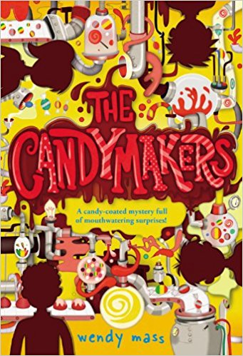 This one is kind of like Charlie and the Chocolate Factory until it's not. It's a long book, but very satisfying and now there is a sequel coming out this week!  The Candymakers and the Great Chocolate Chase