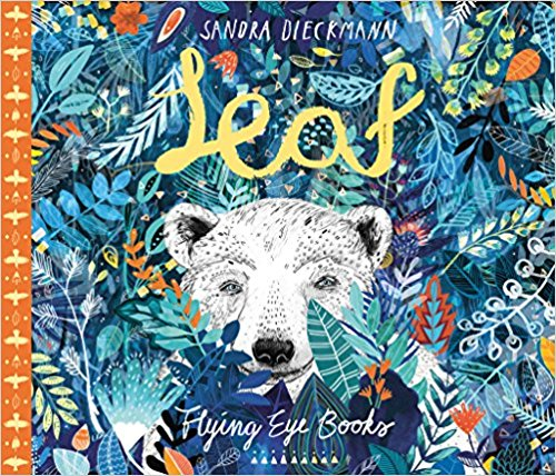 Leaf - I haven't gotten very many picture book review requests, and I wish I'd get more. I'm in the camp that there is no age cutoff for a good book- picture book or not. Leaf, in particular, has some gorgeous illustrations and an important storyline. The animals who encounter Leaf have never met a polar bear before and are afraid of this strange creature. They name him Leaf (because they don't know his name) and avoid him at all costs. One day the crows decide to talk to him and discover he has ended up there due to global warming. Besides the environmental message, this story encourages empathy toward strangers.  I read a DRC of this book in exchange for an honest review.