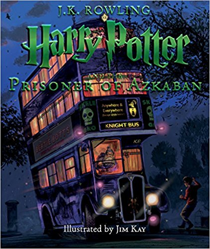 It's October - and that means reading about the wizarding world. We love these illustrated editions of the Harry Potter series. We're reading at lunch and bedtime lately cruising through this one.