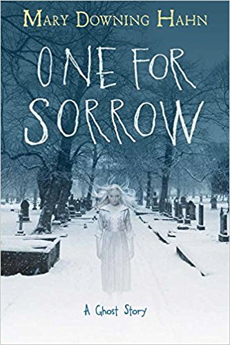 A Ghost Story - Influenza is killing people all over their town, and the girls get the bright idea to go to viewings pretending they know the deceased to get cake and other sweets. Then some bad things happen- just read it.Middle Grade Fiction