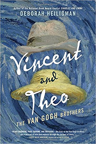 Oh, my heart. -  The more things change, the more they stay the same. This story is heartbreaking and yet families even today are touched by mental illness and the themes play out the same. I will not be able to look at Vincent's art the same way again. YA Nonfiction