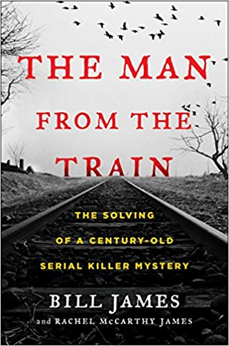 An Old Time Murder Mystery - Between 1898 and 1912 the man from the train was methodically murdering families in their sleep with an ax. In the days before CSI, the internet, and even reliable phone service no one even knew that they weren't isolated incidents.Adult Nonfiction