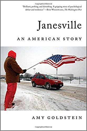 A True Story - When the GM factory shut down all of Janesville changed. Not overnight. Slowly like going down a terribly long slide that doesn't seem to end. Most people thought the plant would eventually get re-tooled for another kind of vehicle. And so, the reality of their actual situation unfolded slowly over a decade.