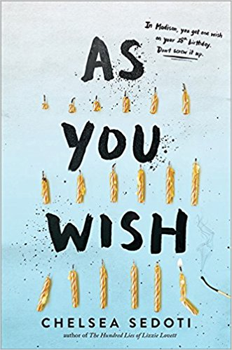 Be Careful What You Wish For  - What if you could wish for anything and get it? My full review here.(Release January 2)