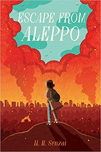 The Harsh Reality of Syria Today -  Told in a gentle way for middle school students. My full review here. (Releases January 2)